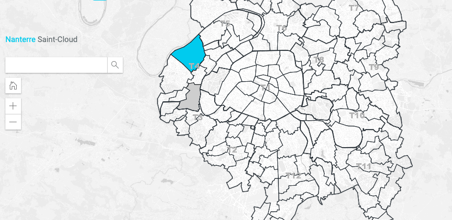 L'Apur met en place des «data portraits» des territoires franciliens