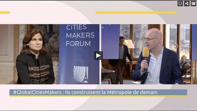 «Faire de Paris La Défense un véritable lieu de vie»
