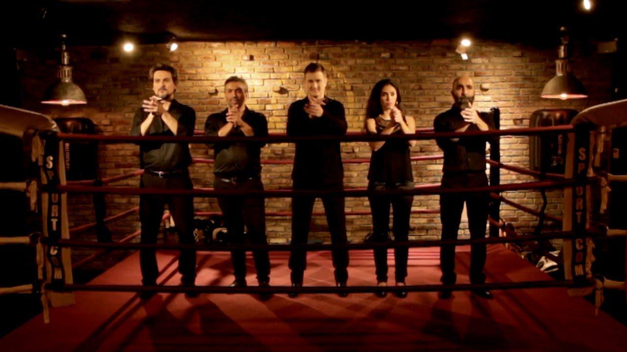 Coup de coeur : Sombras Caidas et son Flamenco !