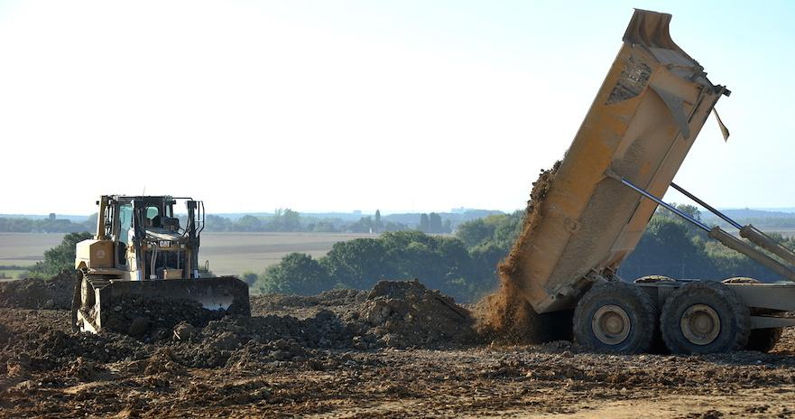 La seconde vie des terres excavées