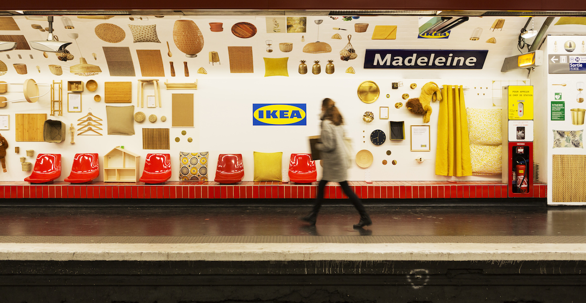 Ikea : le magasin parisien inaugure une nouvelle stratégie