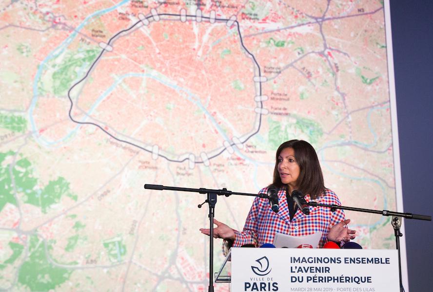 Quel avenir pour le périphérique parisien ?