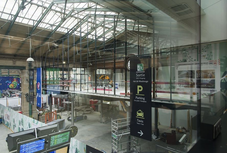 La SEMOP Gare du Nord devient «StatioNord»
