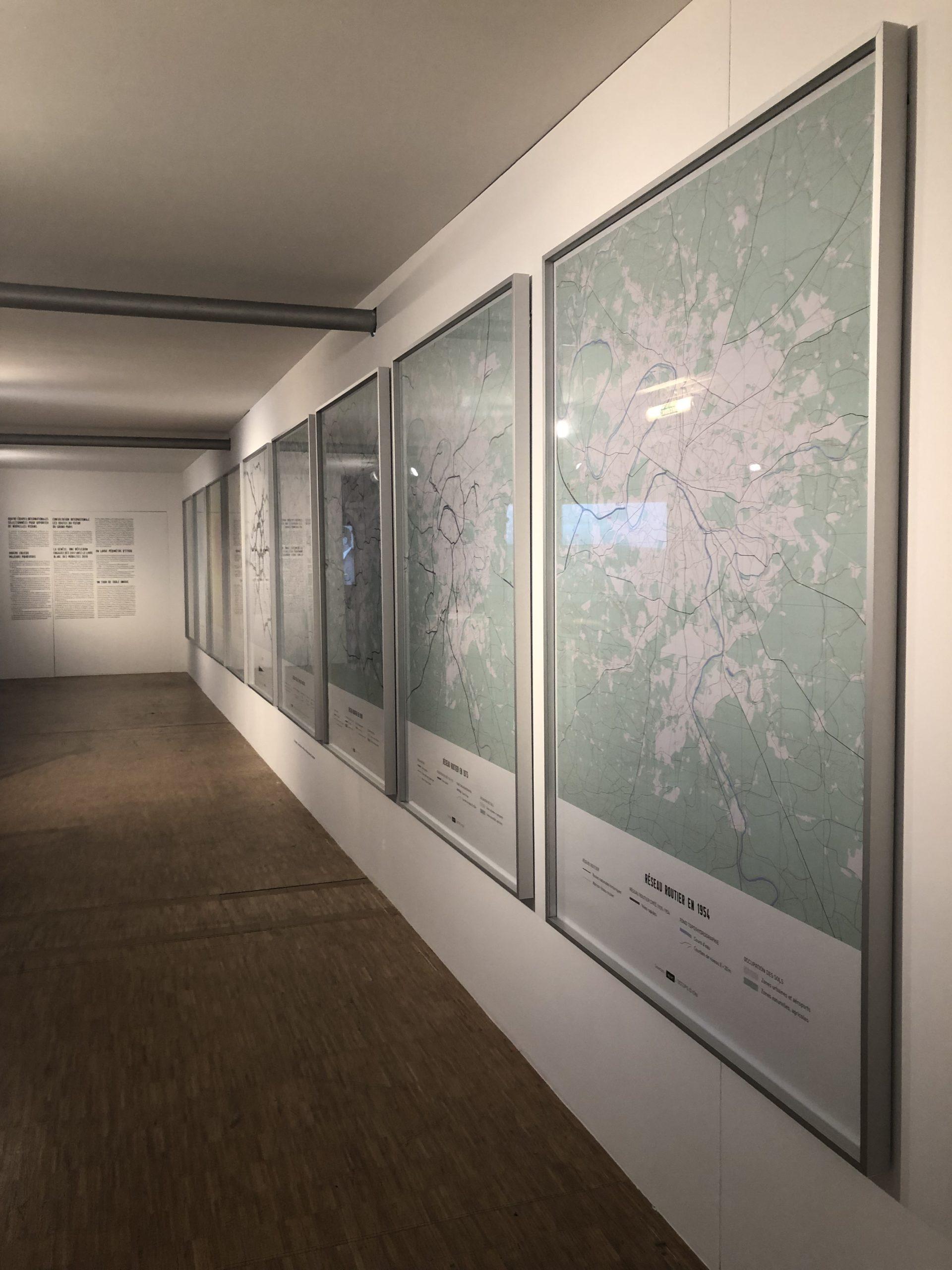 Les routes du futur Grand Paris au Pavillon de l'Arsenal tout l'été