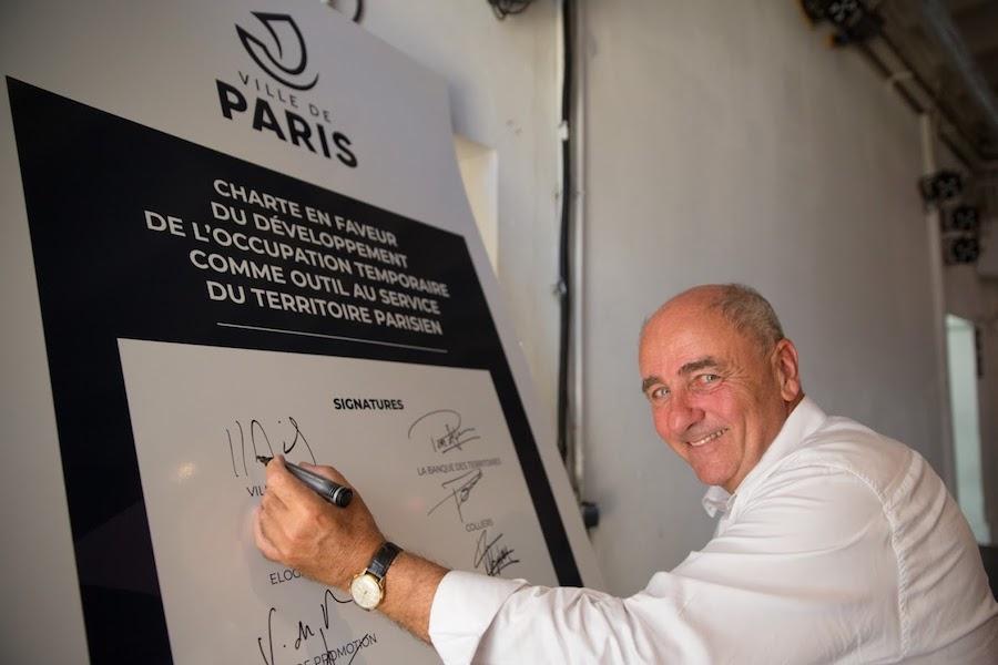 L'urbanisme transitoire passe un cap à Paris