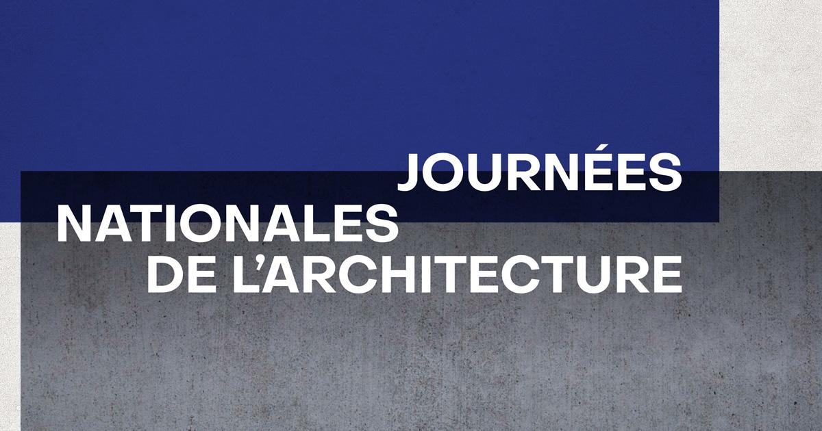 L'architecture à l'honneur !