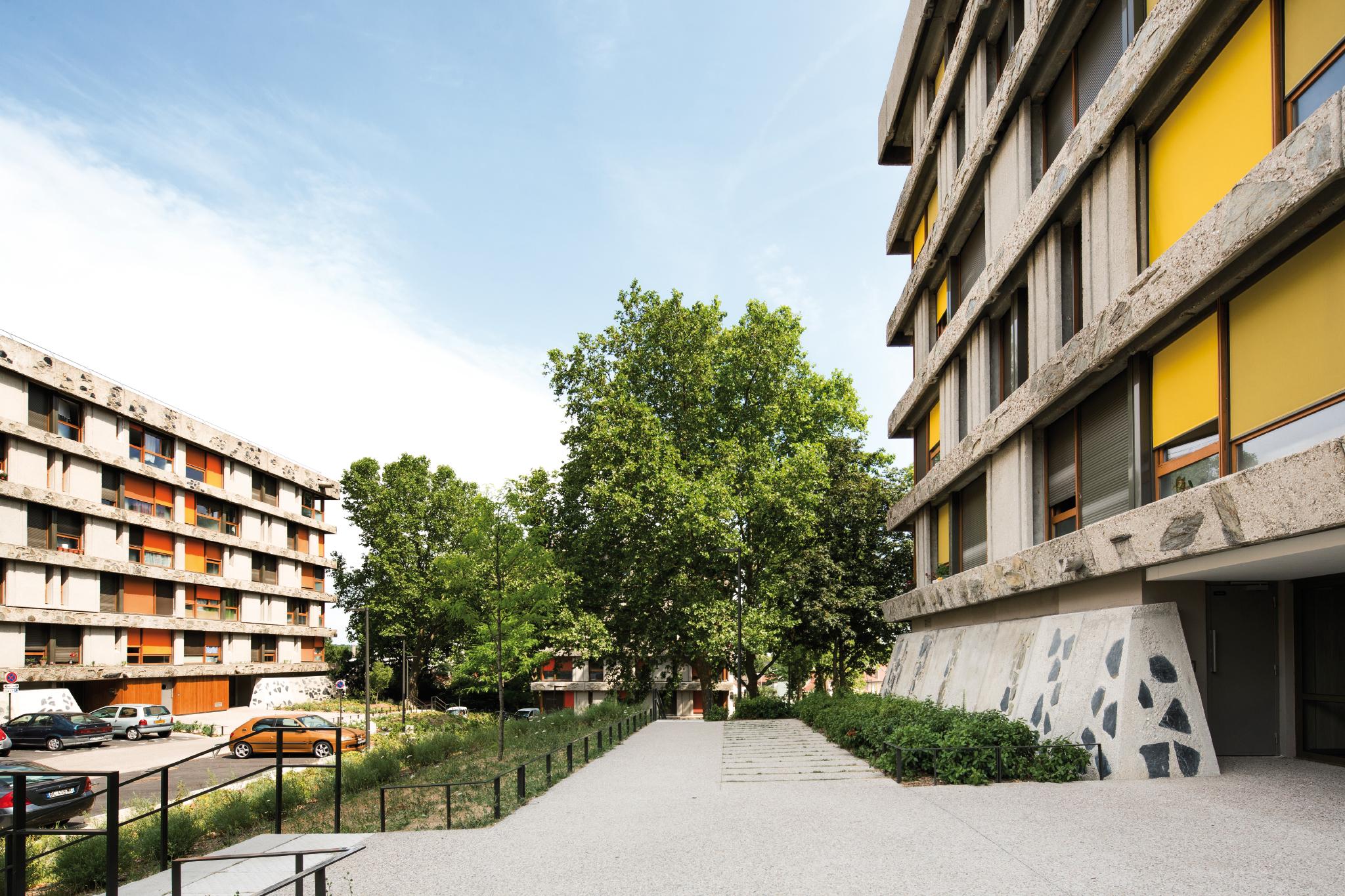 Un fleuron du brutalisme d'après-guerre retrouve sa superbe