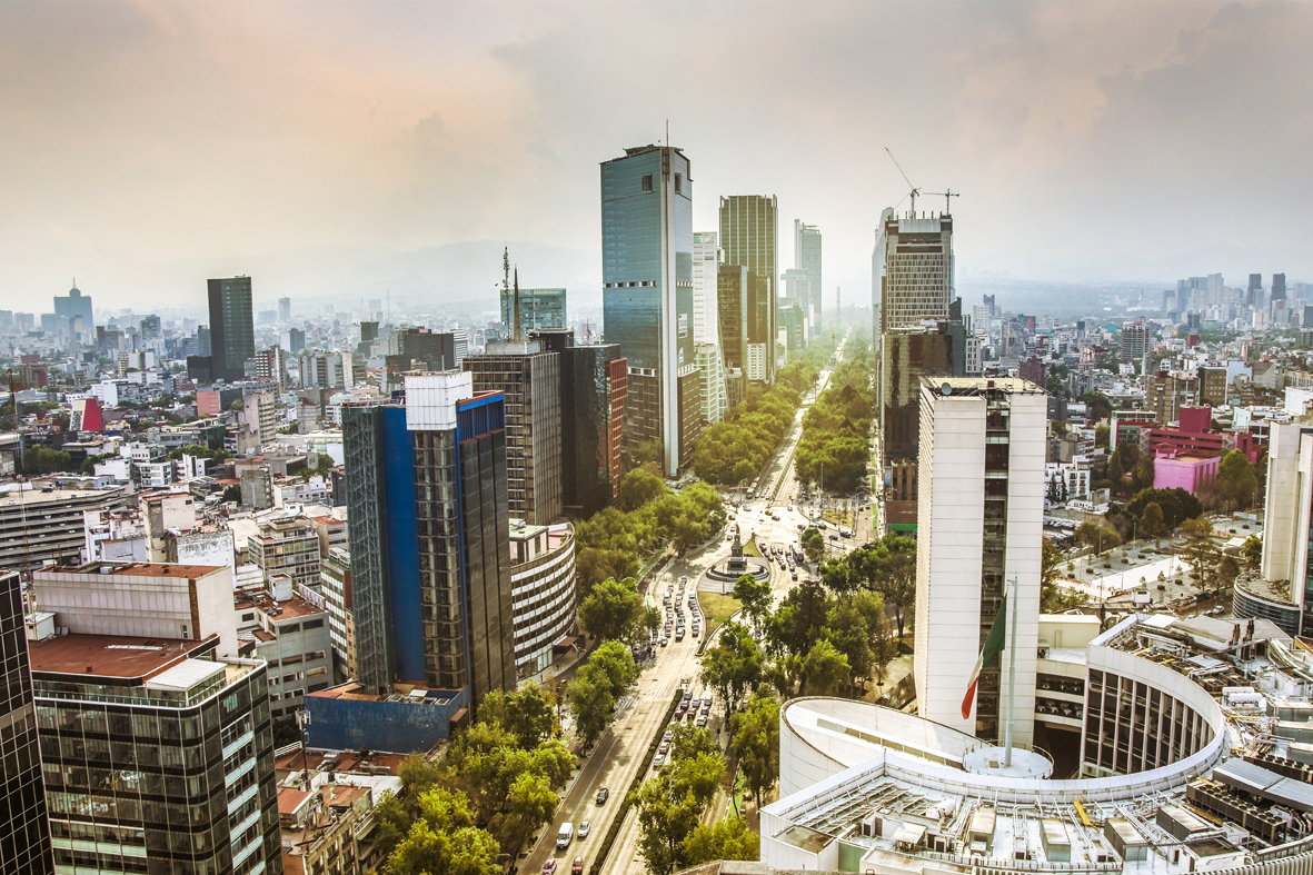Mexico, du cauchemar urbain à la résilience