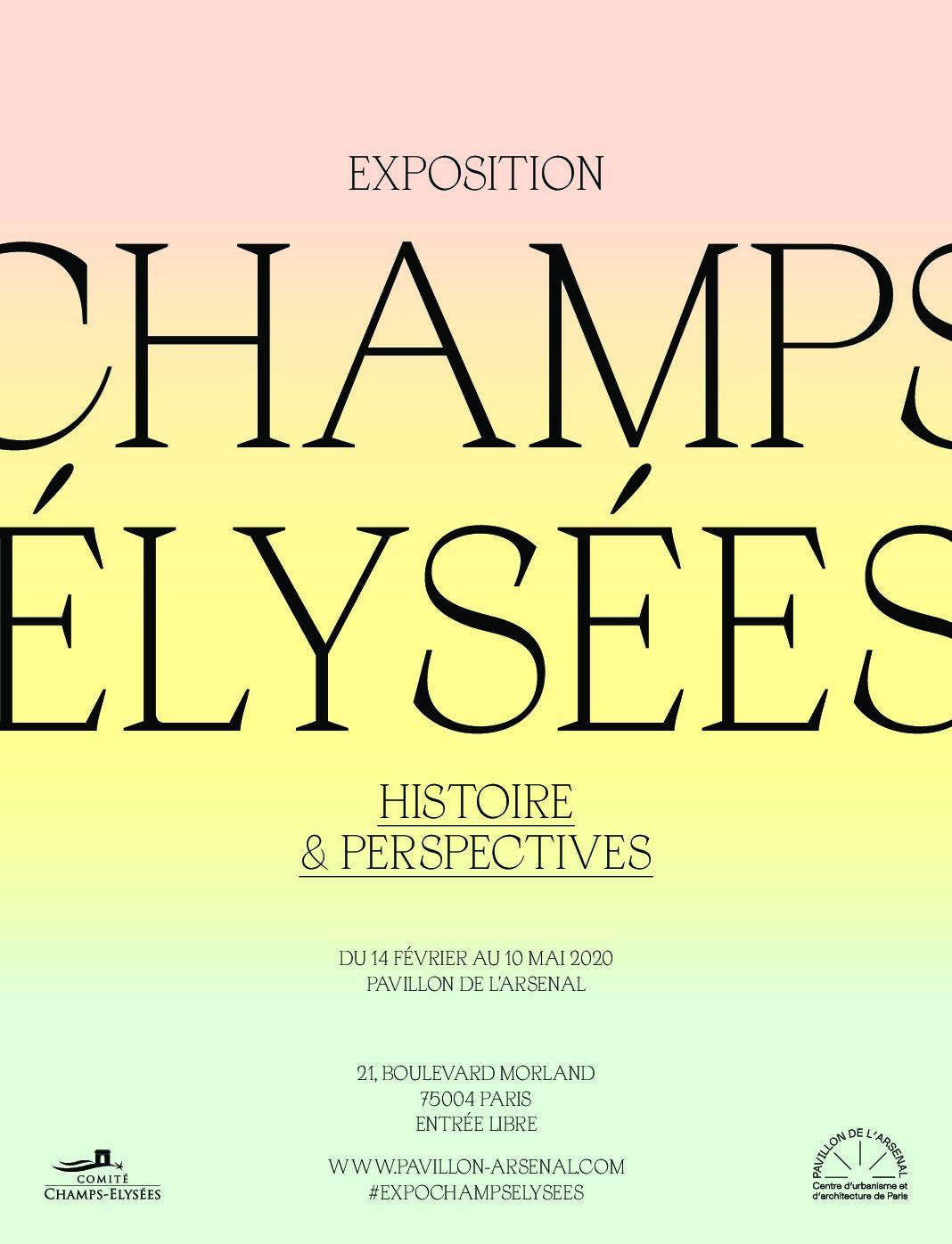 EXPO – Les Champs Elyséesen mutation