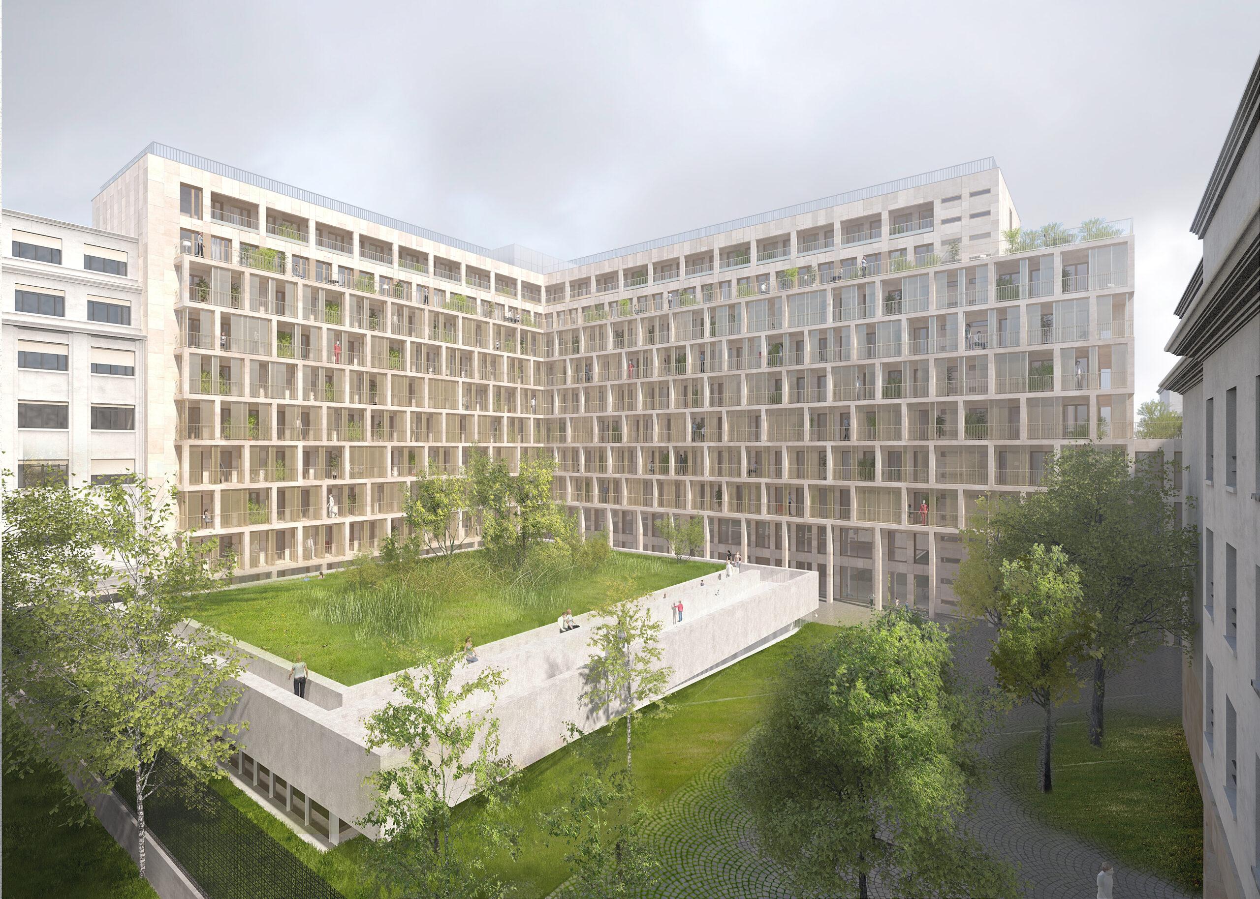 L'ancien ministère de la Défense prochainement transformé en logements sociaux