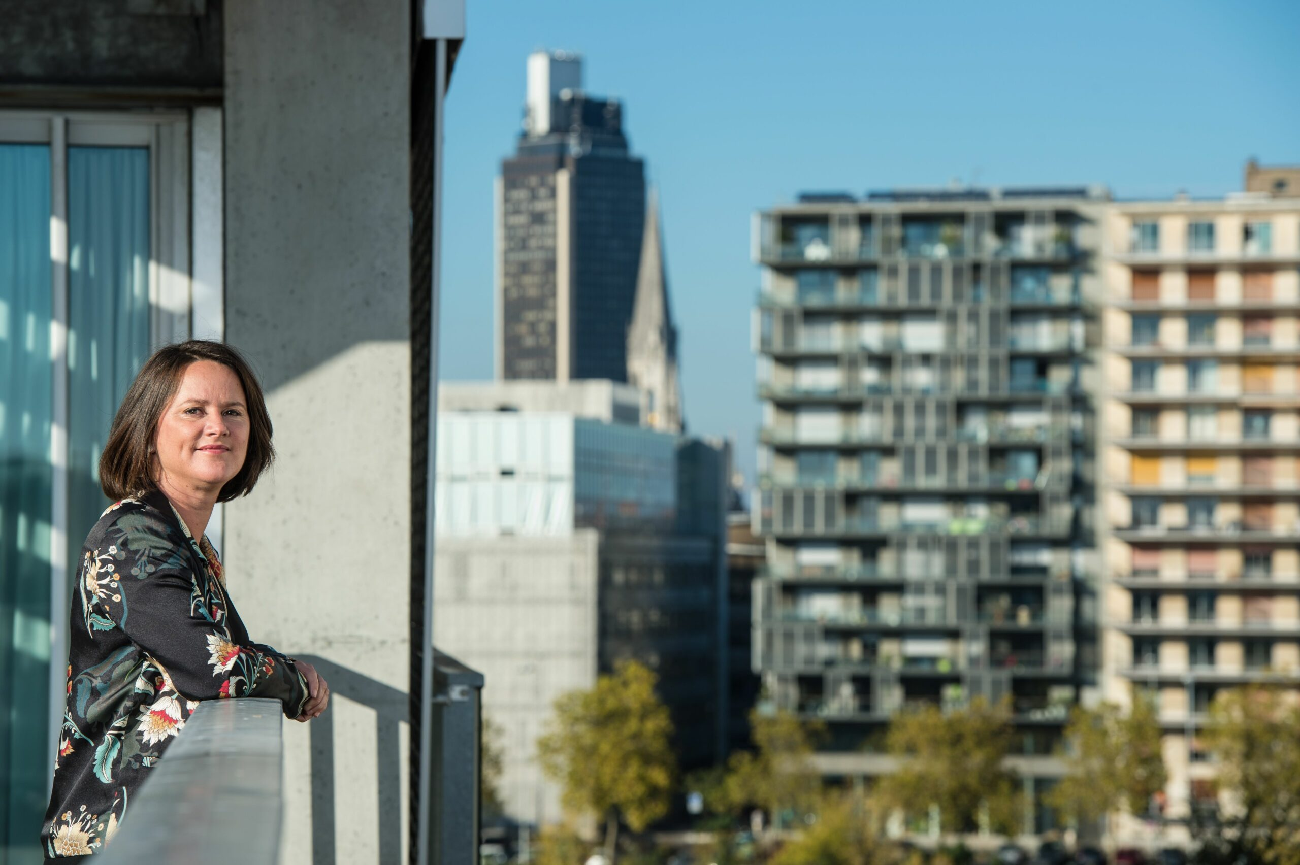 Johanna Rolland, nouvelle présidente de France Urbaine