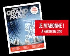 Abonnement Objectif Grand Paris