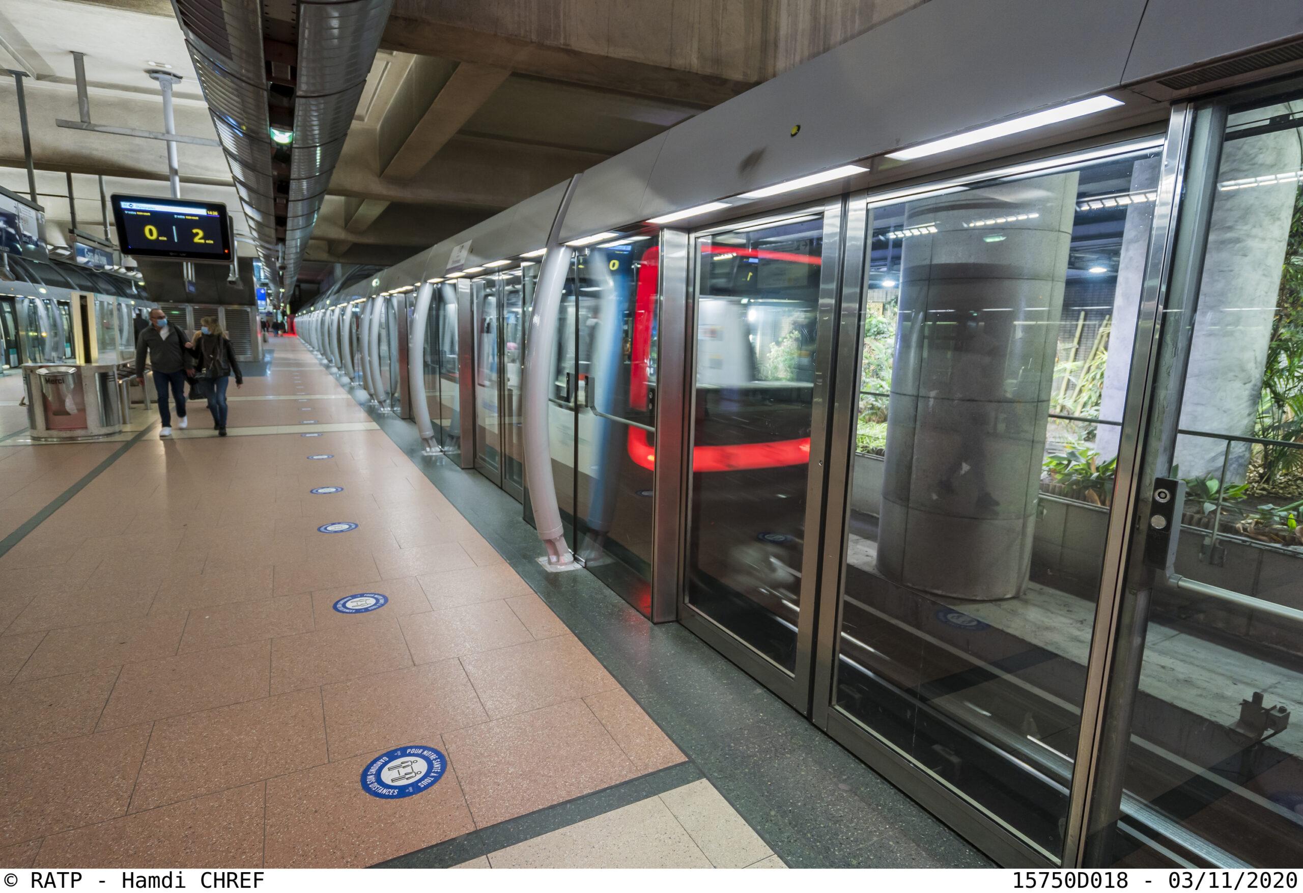 La ligne 14 enfin prolongée au nord de Paris