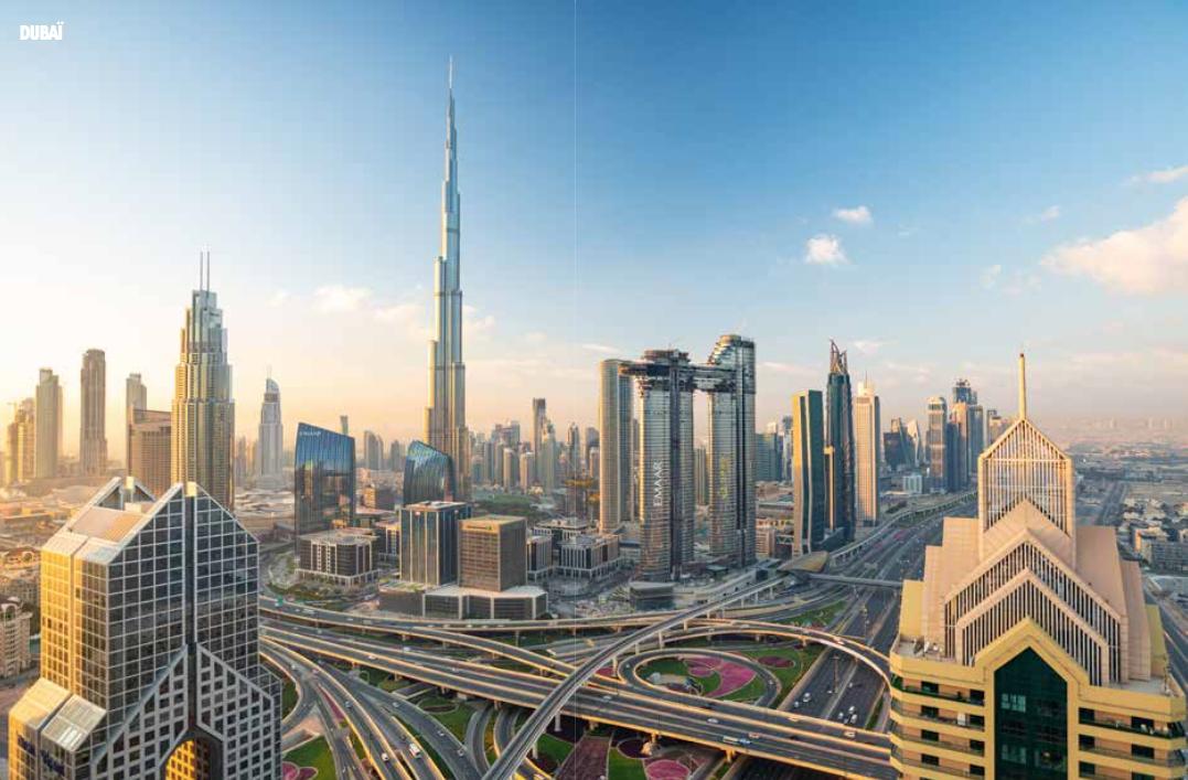 Hong Kong, Dubaï, Singapour : l'illusion des «cités-Etats» ?