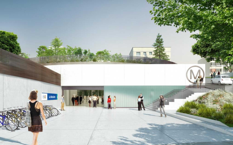 Ligne 11 prolongée : Vinci Construction aménageur de 4 stations