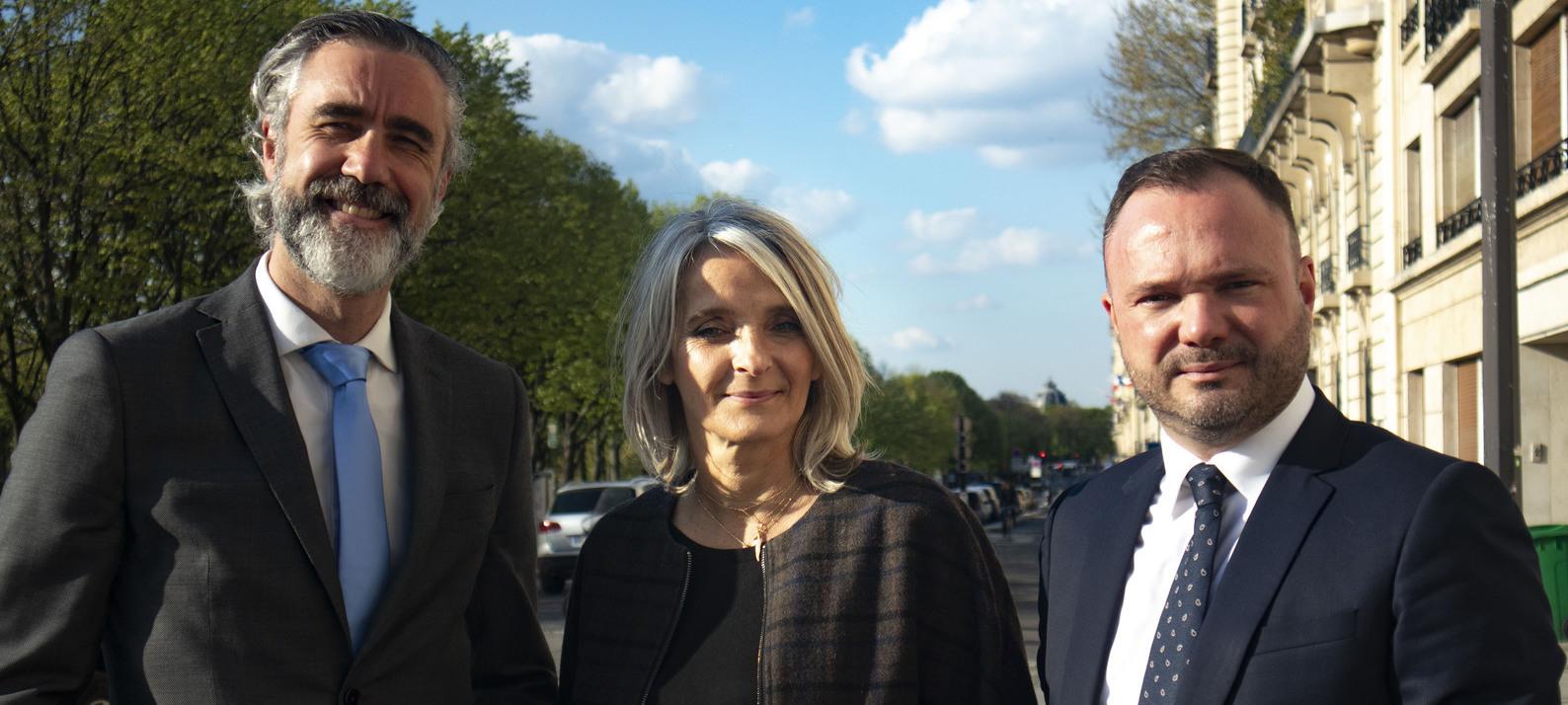 Thomas Hantz réélu à la présidence des Acteurs du Grand Paris