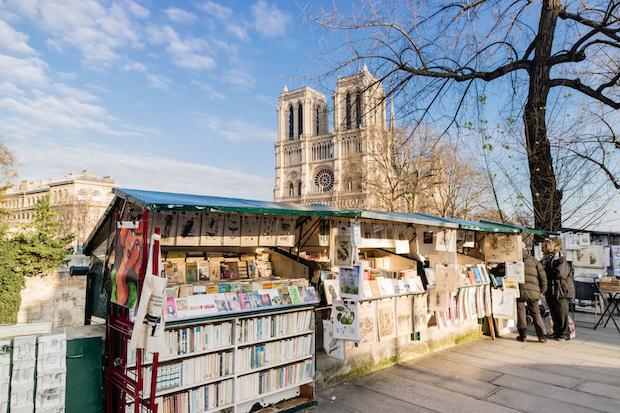 Bouquinistes : la contrattaque du dernier des   « petits métiers parisiens »