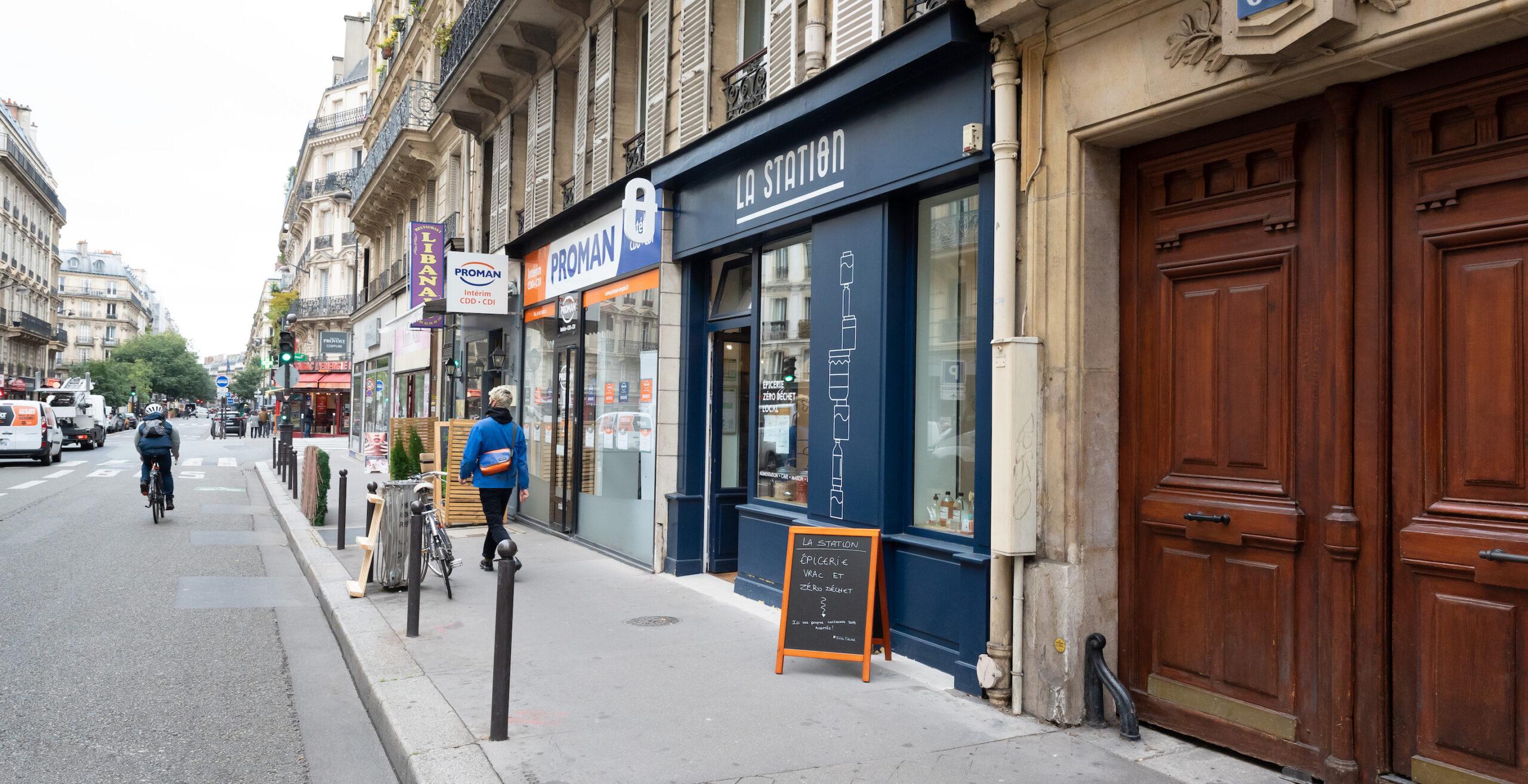 Revitaliser les quartiers en passant par les « pieds d'immeuble » : l'expertise parisienne
